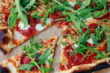 Venez déguster nos pizzas à Toulouse minimes boulevard de suisse